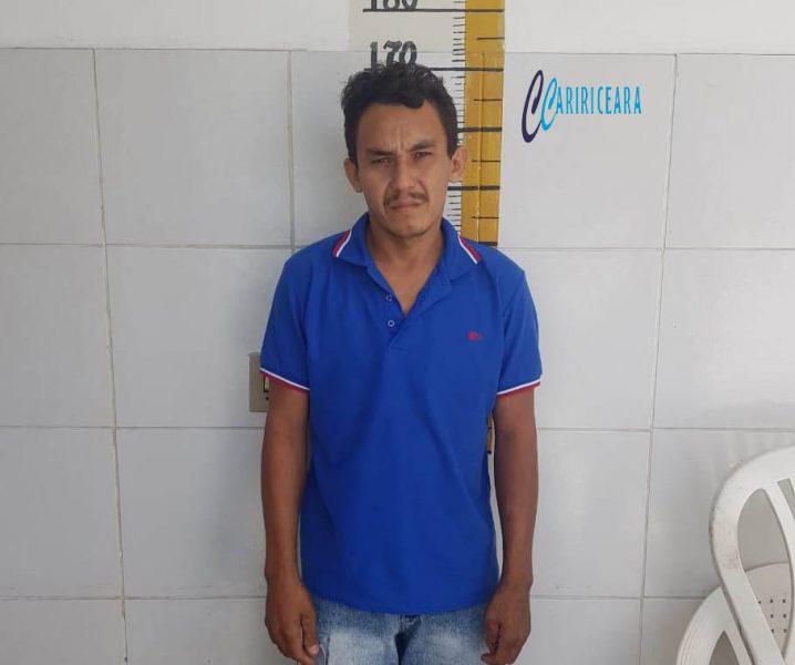 Polícia Civil prende homem envolvido com roubos em Juazeiro