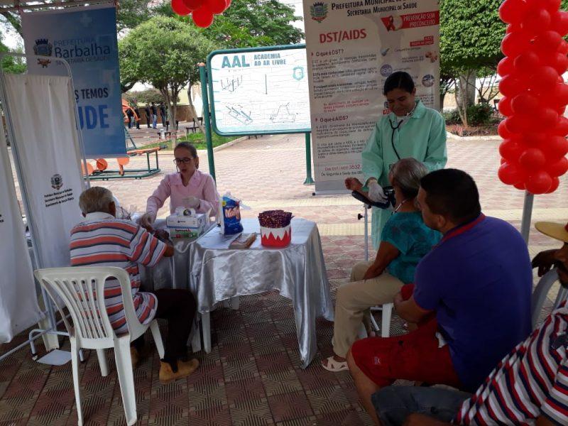 Barbalha promove dia de prevenção ao HIV