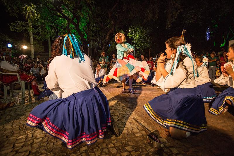 Ciclo de Reis 2018 reunirá 45 grupos da cultura popular em 17 dias de programação