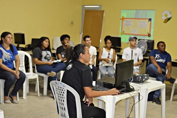 Cultura do Crato realiza curso de Artes Visuais com ênfase em Fotografia