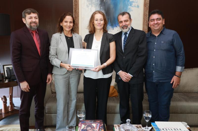 Governo do Ceará e Unicef celebram acordo para ação de proteção à infância e à adolescência