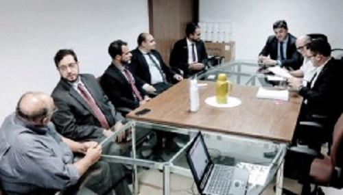Grupo de Trabalho do MPCE reúne-se com CGD e Polícia Civil sobre caso de Milagres