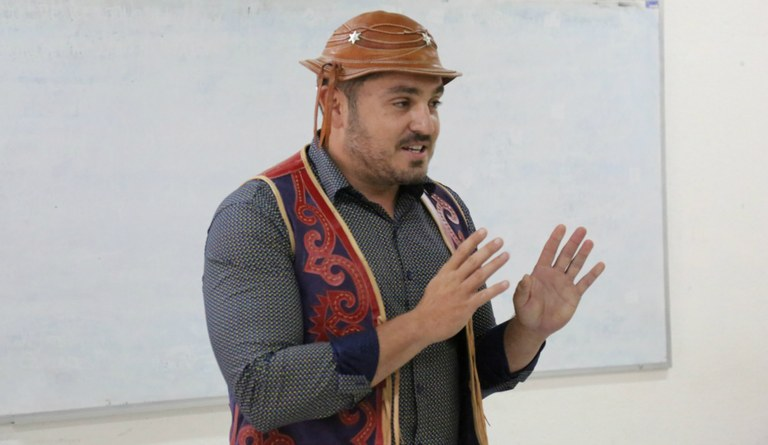 Poeta Daniel Gonçalves