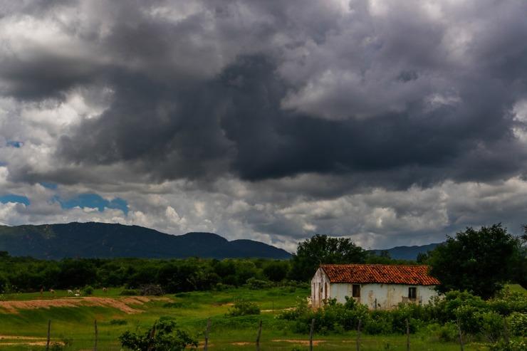 Jaguaruana registra chuva de 137.4 mm nas últimas 24 horas. Confira as 10 maiores chuvas no Ceará