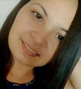 Maria Lindiane dos Santos de 28 anos faleceu no local do acidente