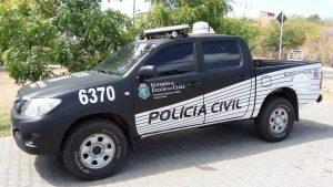 Viatura Polícia Civil CE