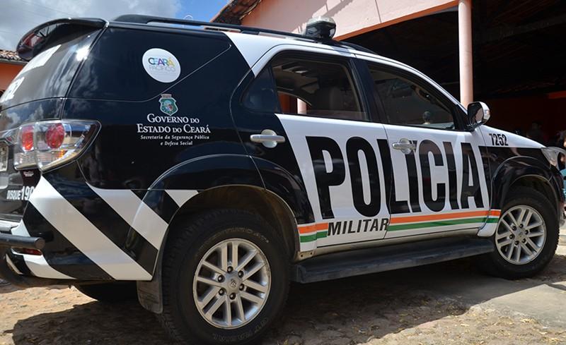 Após esmurrar companheira homem é preso pela PM; e moto é tomada de assalto em Mauriti