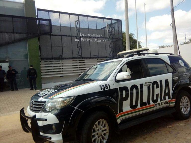 Viatura Polícia Militar CE