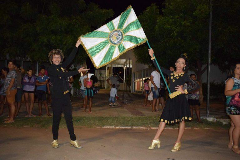 Desfile das Escolas de Samba e Blocos animará período momino em Barbalha