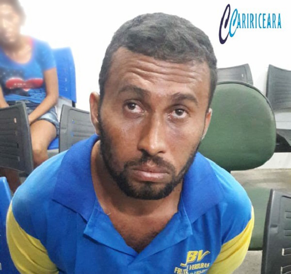 Após estuprar menina de 15 anos doente mental, homem de 29 anos é preso em flagrante, em Barbalha