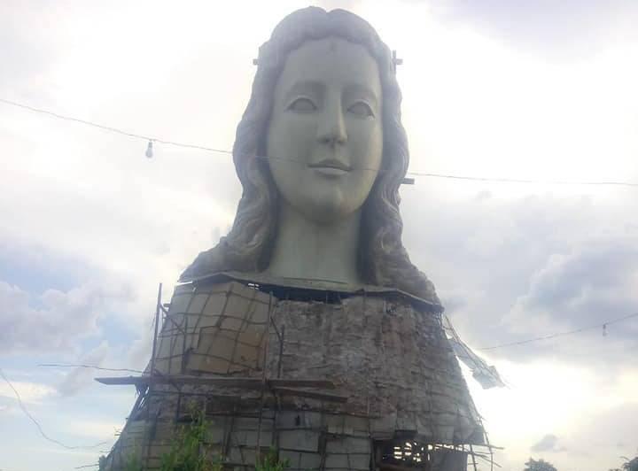 Resultado de imagem para fotos obras do artista plástico Pedro Pereira em Saboeiro ce
