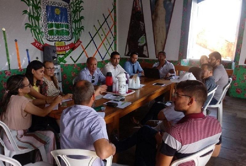 Reunião define data da Festa de Santo Antonio de Barbalha(CE). Foto: Adriano Duarte