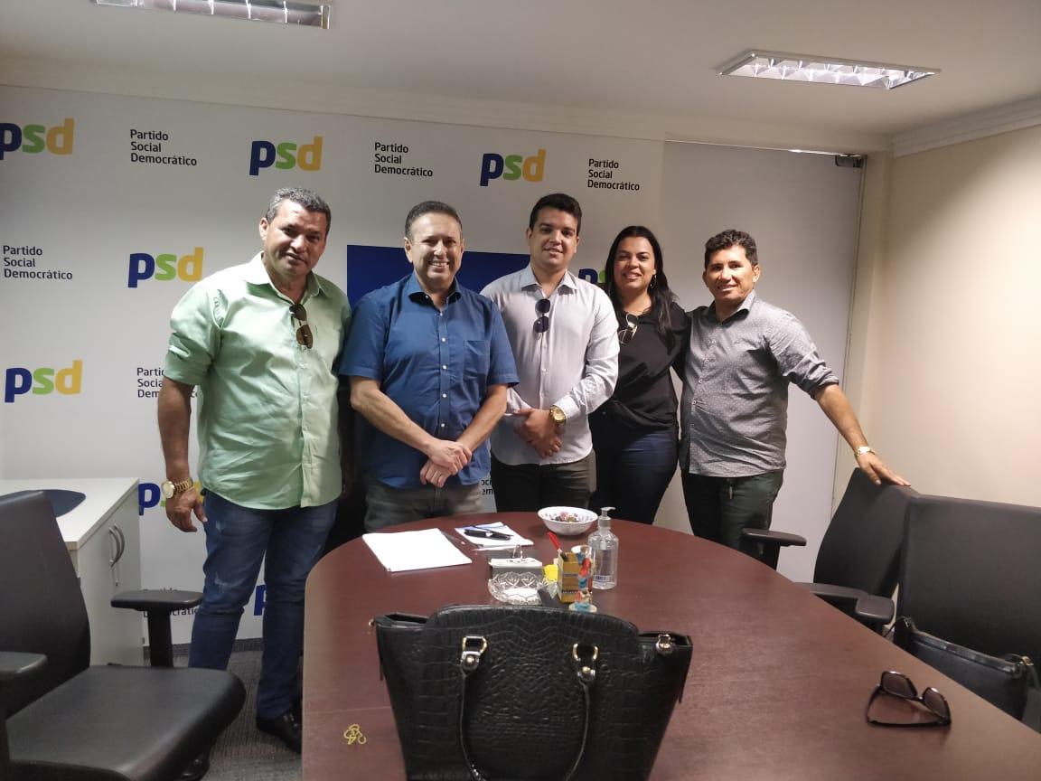 Grupo político do Prefeito de Santana do Cariri demonstra força