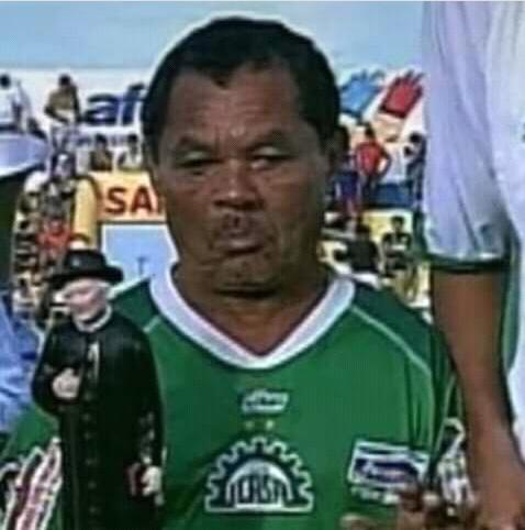 Mascote do Icasa morre durante caminhada em Juazeiro do Norte