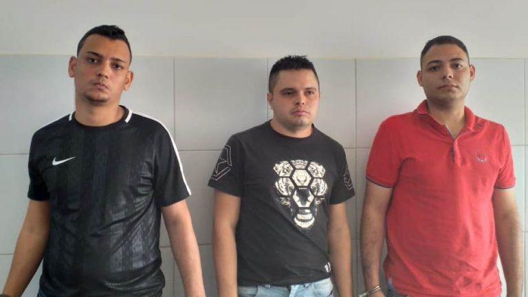 Trio é preso em Crato de posse de cerca de 50 cartões magnéticos, em nome de diversas pessoas (2)