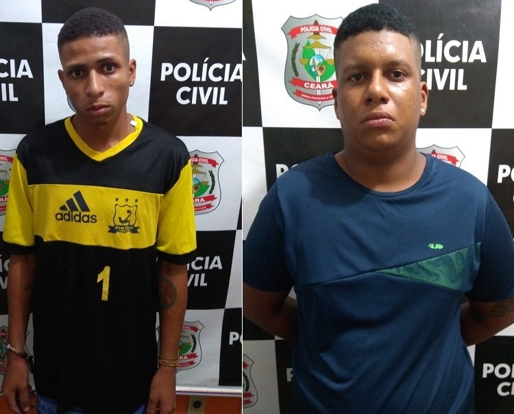 Polícia Civil prende dupla de posse de 421 comprimidos de drogas sintéticas em Juazeiro do Norte