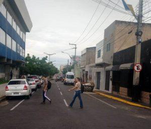 Demutran orienta rotas de ônibus pela Rua São Luiz a partir desta segunda-feira, 18