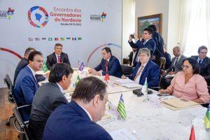 Estados nordestinos aprovam criação de consócio para o desenvolvimento regional