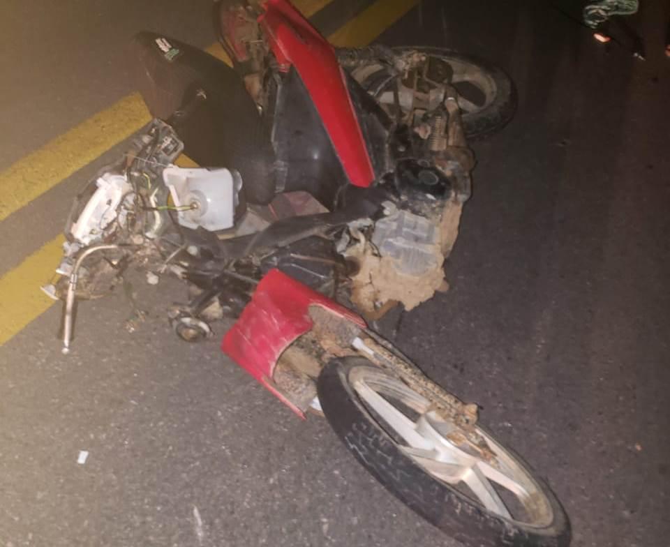 Acidentes envolvendo motos deixam o saldo de dois mortos no cariri