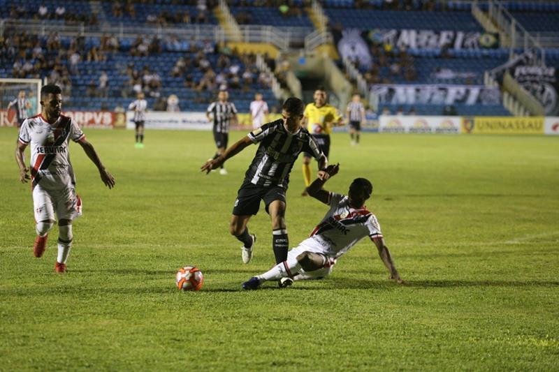 CEARENSE 2019. Ceará, Fortaleza, Guarany e Floresta estão nas semifinais