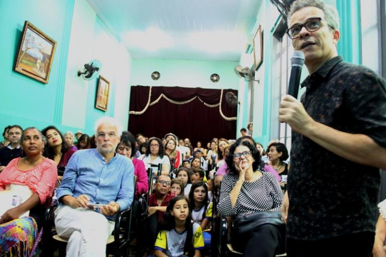 """""""As Cidades e Os Livros"""" é tema da Bienal do Livro do Ceará"""
