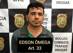 """Edson da Costa Pereira, vulgo """"Edson Ômega"""""""