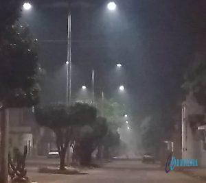Moradores reclamam de fumaça tóxica resultante da queimada no lixão em Barbalha Foto Caririceara.com
