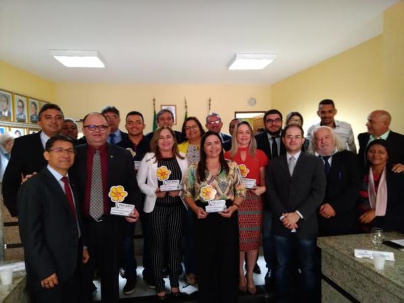 Câmara de vereadores do Crato realiza primeira edição do Troféu Araceli Cabrera Sanches