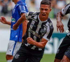 Ceará X Cruzeiro - Foto CBF Divulgação