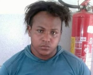 "Luiz da Silva Gomes, vulgo ""Gambá"", 24 anos ARARIPE 03.05.2019"