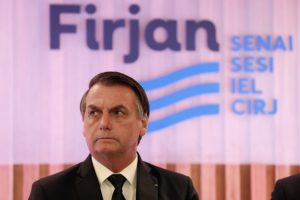 O problema do Brasil é a classe política, diz Bolsonaro - Foto Alan Santos PR