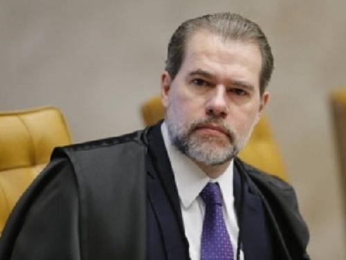 ministro Dias Toffoli - foto divulgação
