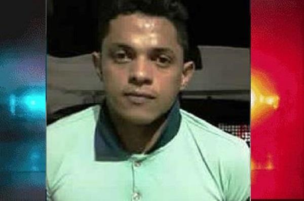 """Ítalo Renan Barbosa de Souza, 27 anos, o """"Morcegão"""". Foto Arquivo Agência Caririceara.com"""