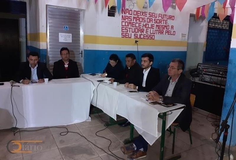 Câmara de Barbalha faz sessão itinerante, encerra período e vereador detona gestão municipal Foto Silva Neto_Divulgação_DC