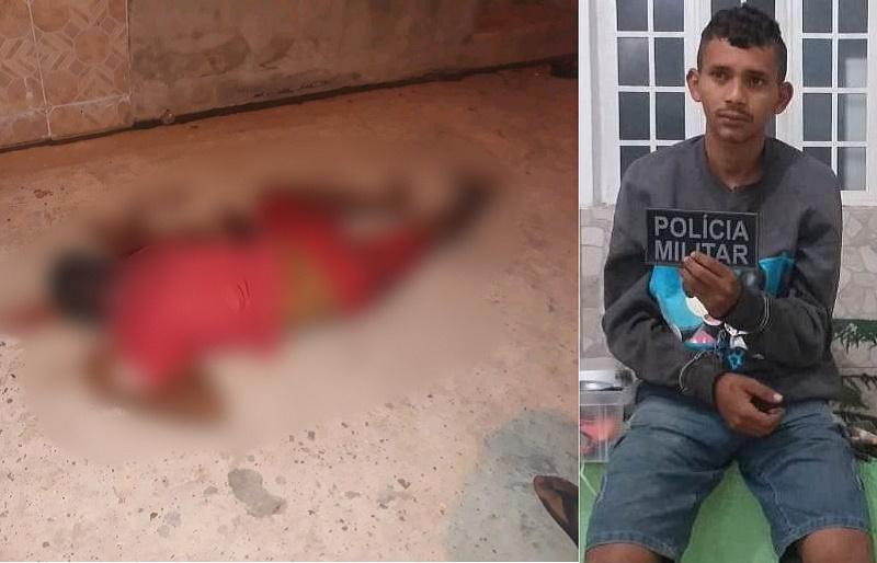 José Marcio da Silva Batista , 18 anos, morto a tíros em Milagres-CE 21.06.2019 Foto Redes sociais