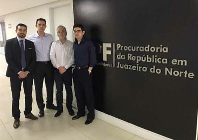 MPF em Juazeiro do Norte (CE) inaugura nova sede