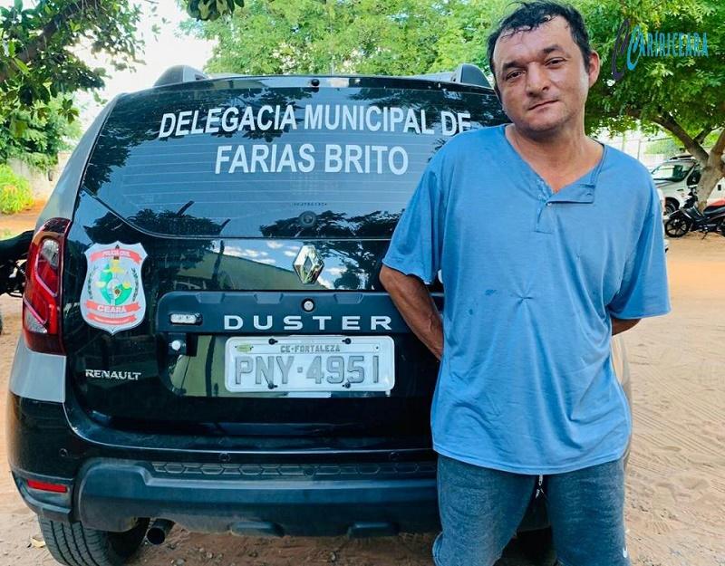 Sergineudo Mandu Silva, de 39 anos FARIAS BRITO 11.06.2019 Foto_Agência Caririceara.com