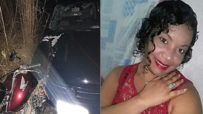 Técnica em enfermagem, Maria Claudia Pereira, de 36 anos morre em acidente em Nova Olinda