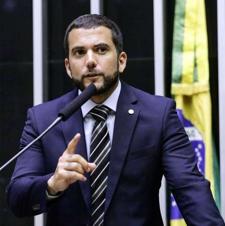 deputado federal Carlos Jordy (PSL-RJ) Foto Reprodução