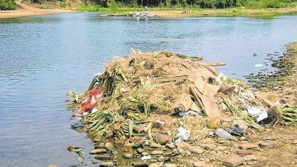 Águas da Transposição podem ser afetadas por poluição de rios HONÓRIO BARBOSA - DN
