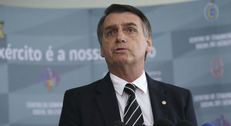 Bolsonaro Foto Agência Brasil