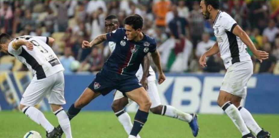Ceará empate com o Fluminense por 1 x 1 no Maracanã