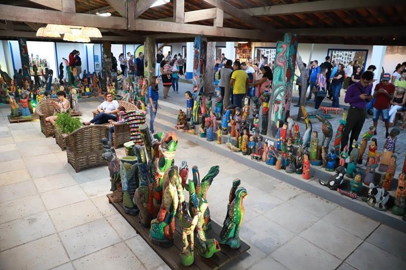 Cultura fortalecida em Juazeiro do Norte, com inauguração do Centro Mestre Noza