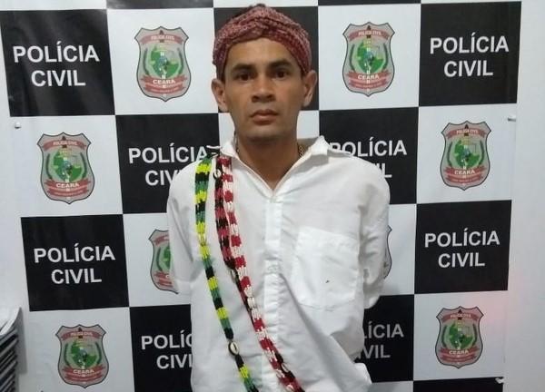 Francisco Aucivam Pereira Linhares, de 29 anos, não tinha antecedentes criminais. — Foto Divulgação SSPDS