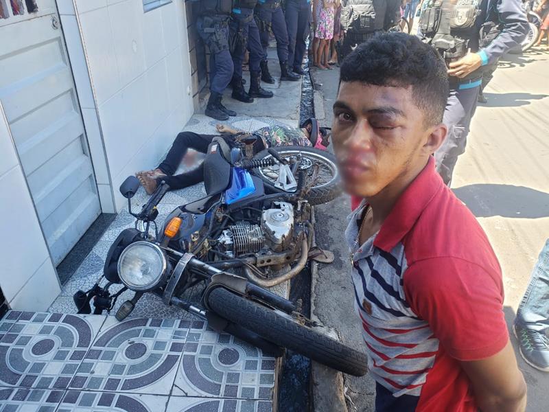 Militar de folga reage a tentativa de assalto e mata suspeito em Juazeiro do Norte (1)