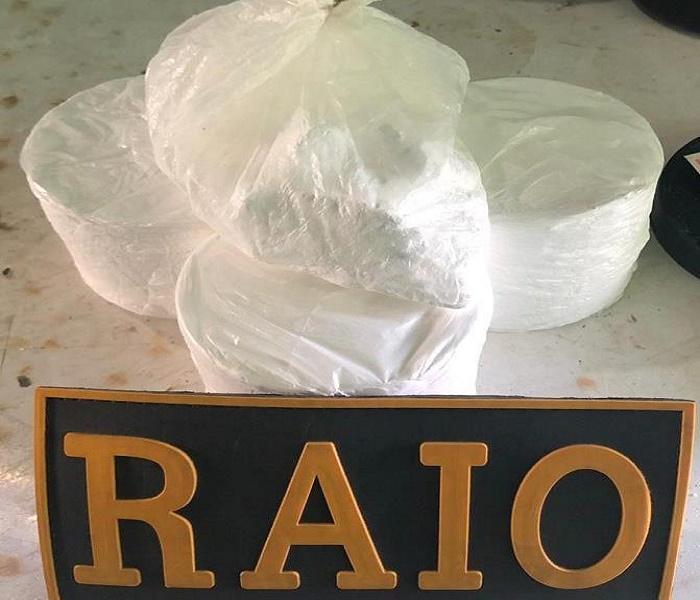 Militares do Raio apreendem aproximadamente 1,700 kg de cocaína em Juazeiro do Norte Foto PMCE_Divulgação
