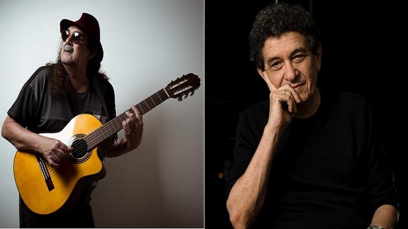 Moraes Moreira E Fausto Nilo