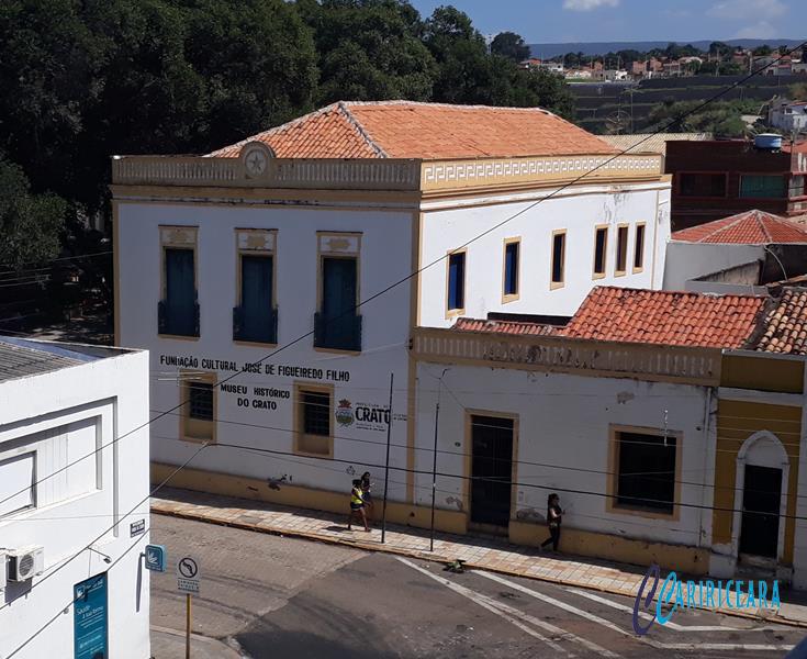 MUSEU HISTÓRICO DO CRATO. FOTO JOTA LOPES/AGÊNCIA CARIRICEARA.COM