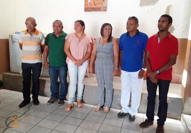Primeiro prefeito mirim de Barbalha é eleito novo presidente da UNABO - Foto Silva Neto - DC