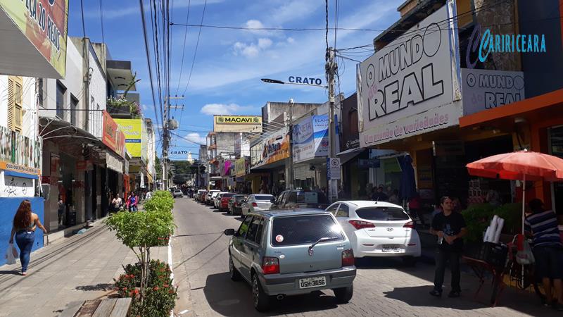 Rua Dr. João Pessoa, centro do Crato-Foto Jota Lopes_Agência caririceara (3)